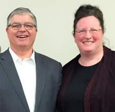Rev. Clark & Sis. Charlotte Bynum