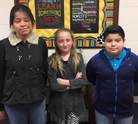 Listening Skills Team: Paola Perez, Emily Chambliss, Jose Sandoval