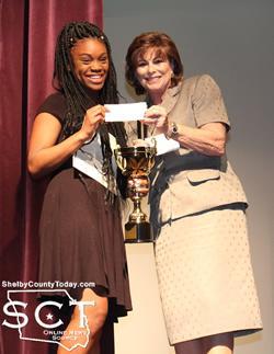 Charity Tinner and Joann Bush
