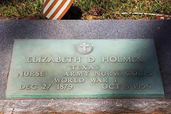 Holmes, Elizabeth Oaklawn