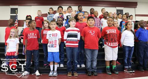 Tenaha Elementary First Graders