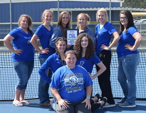 Tennis Girls Team