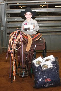 Pineywoods Youth Rodeo Association