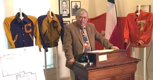 Texas State Historian Bill O'Neal