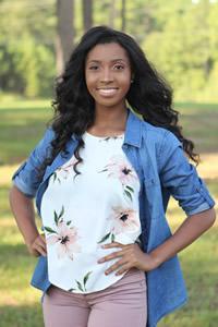 Sophomore Duchess - Jasmine Cooks