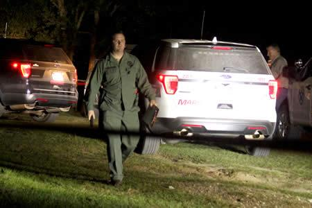 Texas Ranger James Hicks is leading the investigation into the incident.