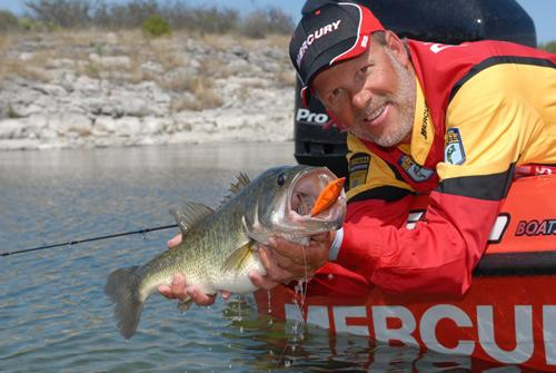 Texas Parks and Wildlife Department inland fisheries management staff are considering changes to simplify largemouth bass regulations on a number of East Texas lakes. (Photo by Matt Williams)