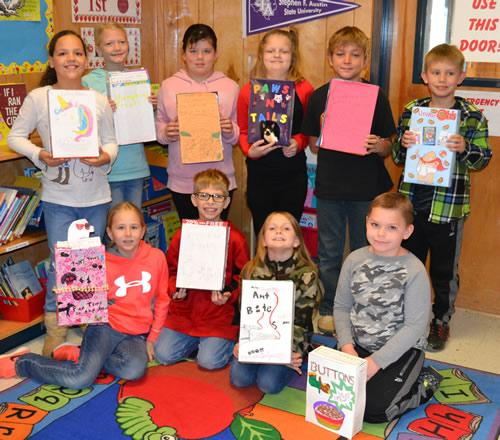 Excelsior 4th Grade Cereal Box Book Reports Shelby County Today