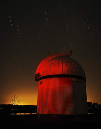 Visitors at the Stephen F. Austin State University Observatory's public viewing session will have the opportunity to see constellations and star groups and learn about star lore 7 p.m. Saturday, Feb. 24, weather permitting.