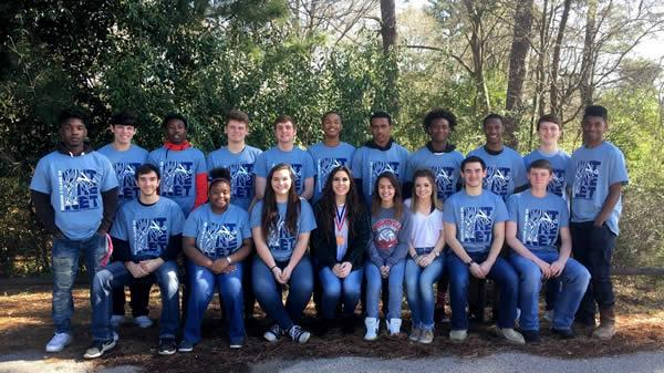 Shelbyville ISD State Qualifiers. Photo submitted by Debbie Gilchrist.