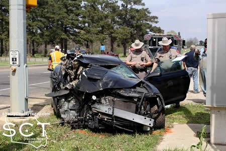 Driver Loses Life in Joaquin U S  84 Crash | Shelby County Today