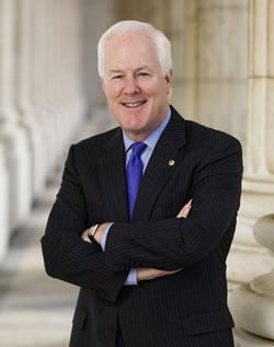 U.S. Sen. John Cornyn will offer Stephen F. Austin State University's commencement address during the spring graduation ceremonies Saturday, May 12, in Johnson Coliseum.