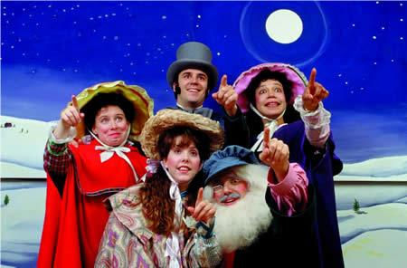 """Two performances of """"'Twas the Night Before Christmas"""" will be presented on Tuesday, Nov. 27, as part of the 2018-19 Children's Performing Arts Series at SFA."""