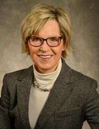 Dr. Karen Embry-Jenlink, SFA professor emerita of secondary education and educational leadership in the James I. Perkins College of Education, will offer the commencement address on Saturday in Johnson Coliseum.