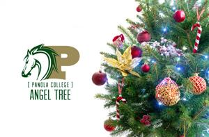 The Panola College Angel Tree project will help make Christmas a little brighter for eligible students' children.
