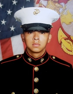 PFC. Angel Pineda