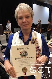 Gina Ferren, Chapter President