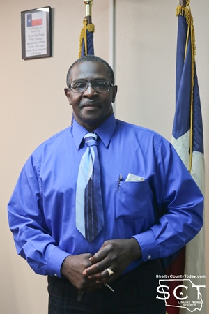 Mayor Frankie Cooper