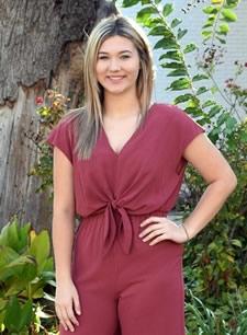 Olivia Ford - Senior