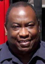Keith Byndom, Center Fire Chief