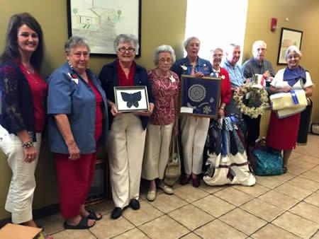 Shelby County Xyz Homemakers Club Attends Cultural Arts