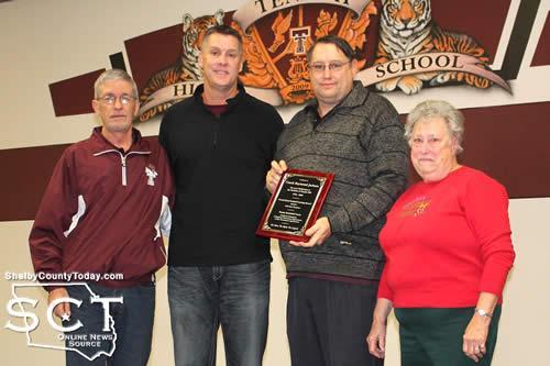 From left: Robert Barton, Randy Jackson, Ray Jackson, and Sylvia Jackson