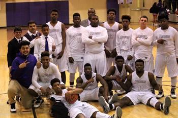 CHS Varsity Boys Basketball - Area Champs!